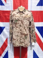 EX ARMY MILITARY GERMAN DESERT CAMO LIGHT WEIGHT JACKET